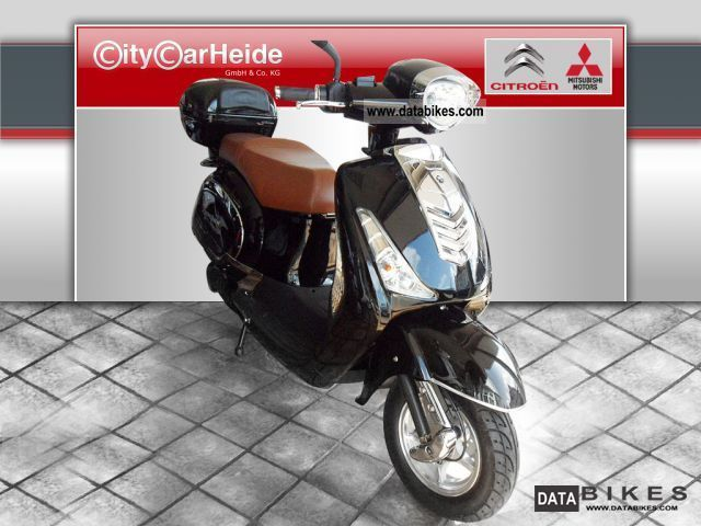 Other  Electric sidekick 1954 2011 Electric Motorcycles photo