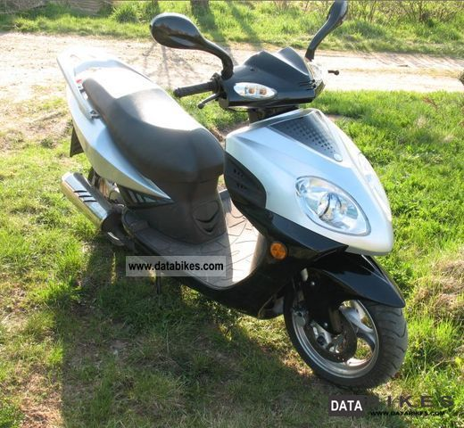 2007 Other  Skuter Qingqi QM 125 T - 10H Motorcycle Scooter photo