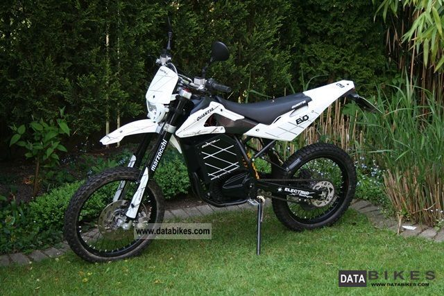 Other  Quantya Strada Evo 1 Electric 2008 Electric Motorcycles photo