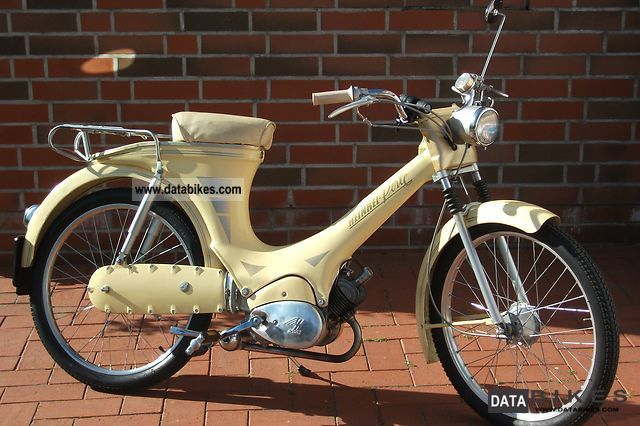 Other  Heinkel Perle 1956 Vintage, Classic and Old Bikes photo