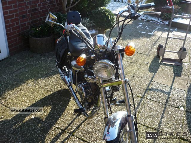 2001 Other  Hong-Yi PRC 125cc + + + SUPER SPECIAL PRICE + + + Motorcycle Chopper/Cruiser photo