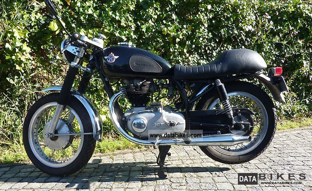 Other  Horex Imperator 1955 Vintage, Classic and Old Bikes photo
