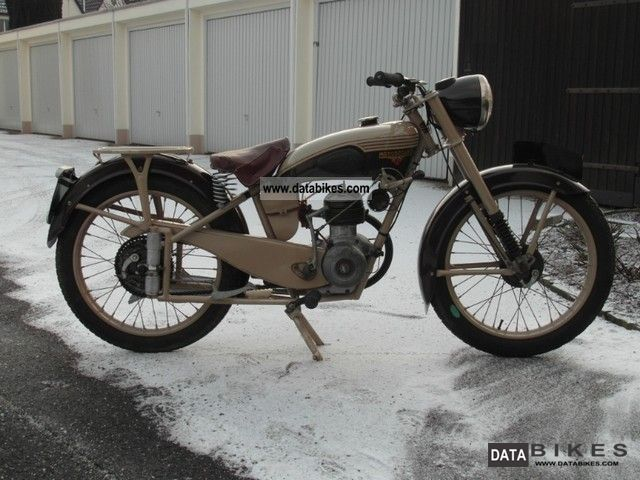 Other  Motobecane D 45/125 cc, runs 1953 Vintage, Classic and Old Bikes photo