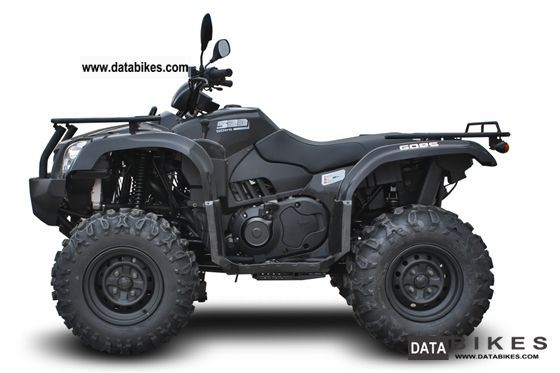 2012 Other  CF Goes 520 model 2012 Motorcycle Quad photo