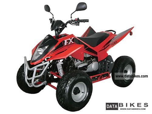 2011 Other  50cc quad AUTOMATIC CITY + RG of 16 years Motorcycle Quad photo