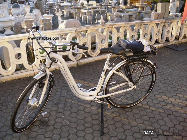 Other  Electric bicycle with coaster Göricke Tivoli 2.0 2012 Electric Motorcycles photo
