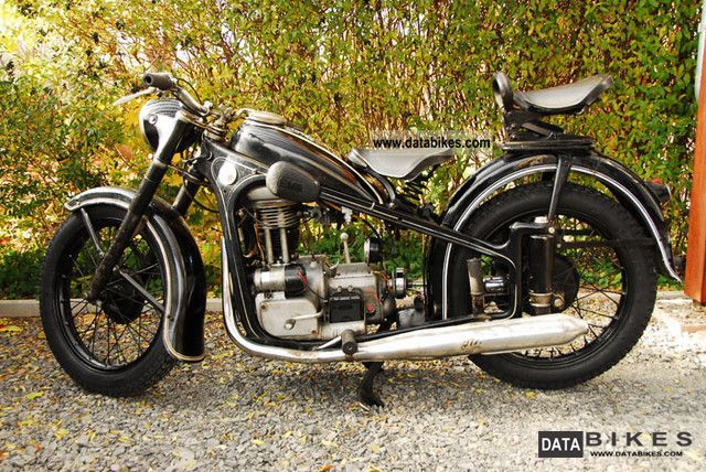 Other  EMW R 35/3 1952 Vintage, Classic and Old Bikes photo
