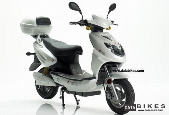 Other  EMCO Novette Twin 2x2 2010 Electric Motorcycles photo