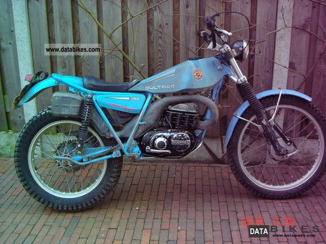 Other  bultaco trial 1979 Vintage, Classic and Old Bikes photo