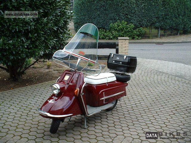 1962 heinkel tourist 103 a2. Black Bedroom Furniture Sets. Home Design Ideas