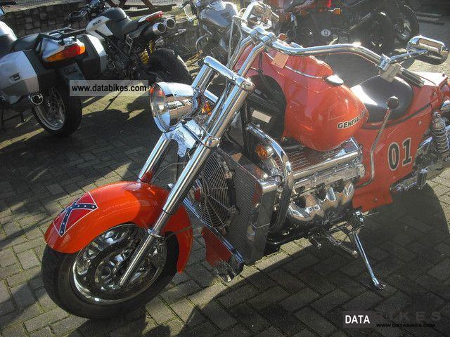 2006 BOSS HOSS V8 8.2 l 502 hp