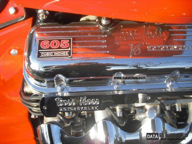Boss Hoss BHC-3 502 2005