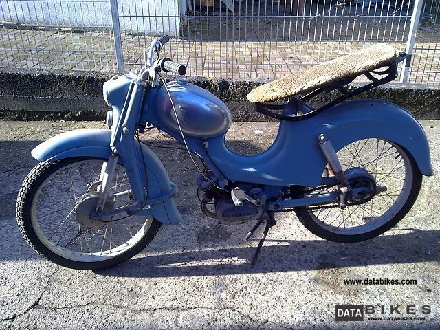 Other  Miele 1958 Vintage, Classic and Old Bikes photo