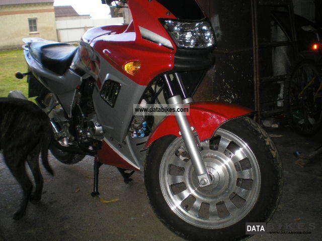 2008 Other  Licencja Hondy zarej.150/50, maly przebieg, salono Motorcycle Motorcycle photo
