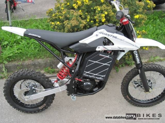 Other  Quantya MMX for youth aged 14 Bj.9/2010 2011 Electric Motorcycles photo