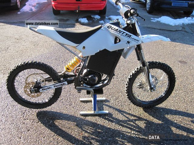 Other  Quantya FMX 2008 Electric Motorcycles photo