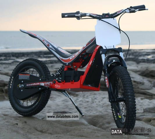 Other  Special Price Vorführbike oset bike 2011 Electric Motorcycles photo