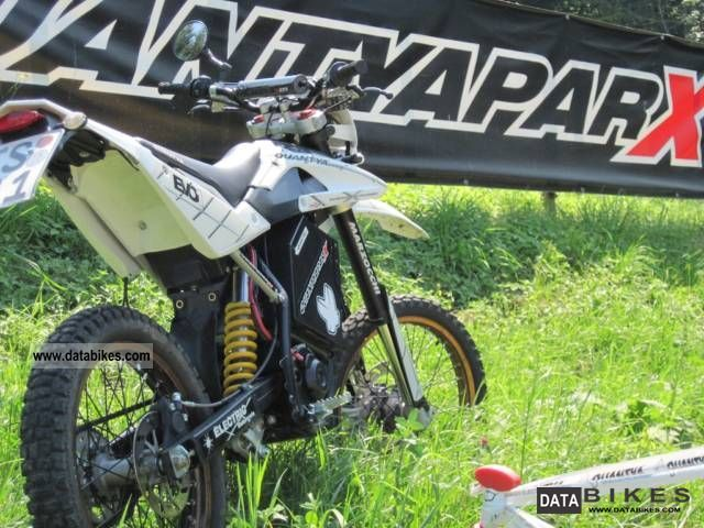 Other  Quantya Track 48 2009 Electric Motorcycles photo