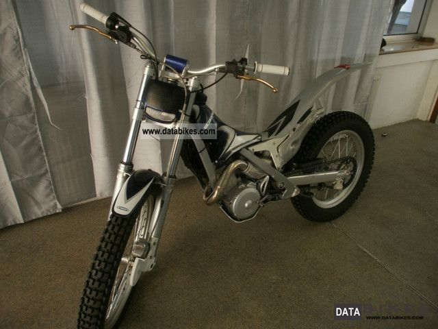 2005 Other  Scorpa SY 250 2 T, Trial Motorcycle Enduro/Touring Enduro photo