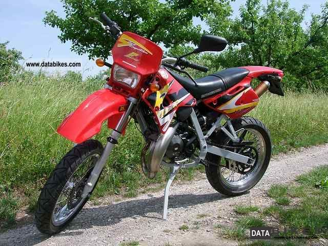 2006 Other  Motorhispania Furia Supermotard 50 Motorcycle Super Moto photo