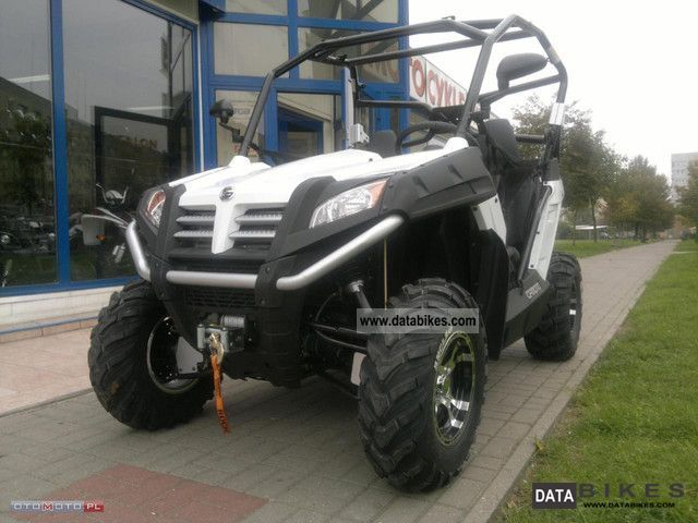 2011 Other  CF Moto Z6 4X4! 600cm! NEW! CHEAP! Motorcycle Quad photo