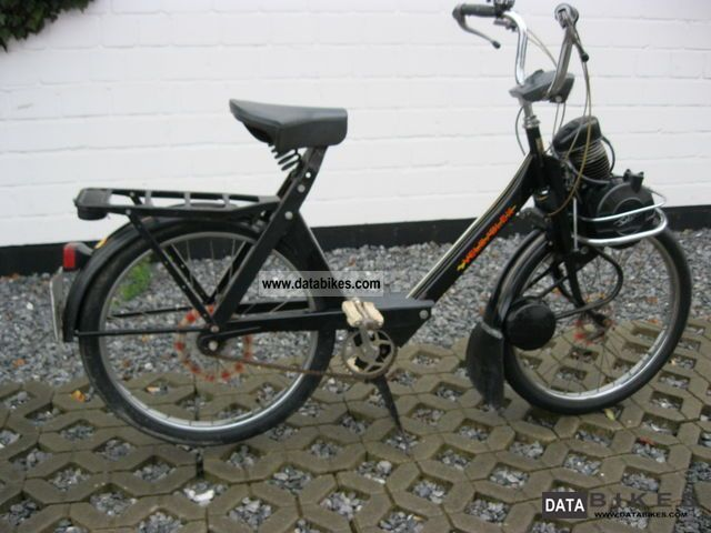 1974 Other  Solex Velosolex 3800 Motorcycle Motor-assisted Bicycle/Small Moped photo