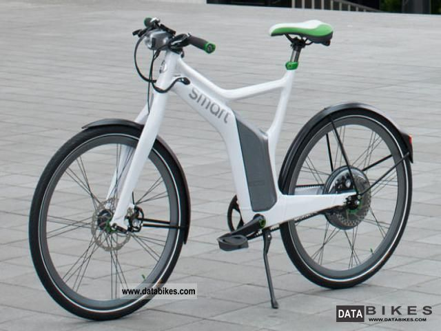 Other  smart e-bike 2011 Electric Motorcycles photo