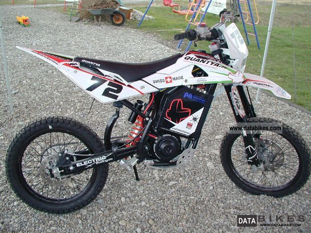 Other  Quantya Strada Bike TeamFutureMX 2009 Electric Motorcycles photo