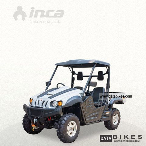 Other  INCA 700 TRUCK 2011 Electric Motorcycles photo