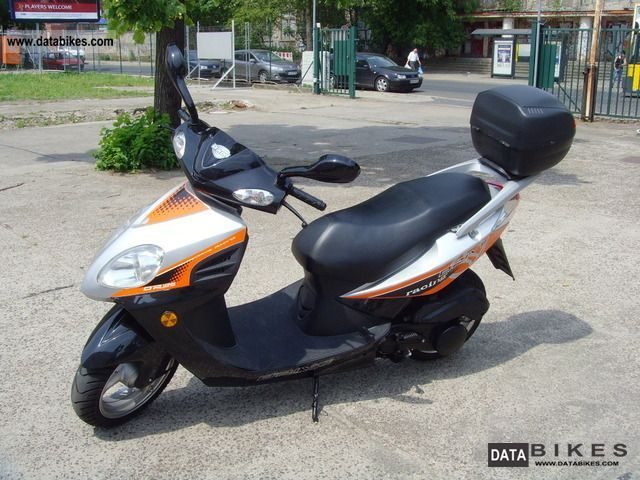 Other  Quingqi QM 125T 10H 2007 Scooter photo