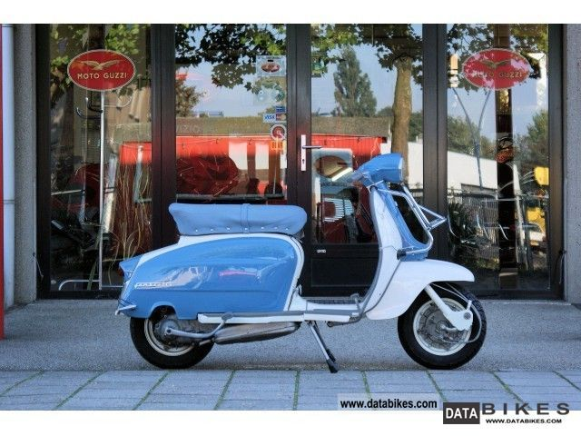 Other  Lambretta LI 150 SPECIAL 1966 Vintage, Classic and Old Bikes photo