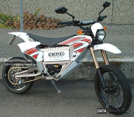 Other  ZERO MXD 2011 Electric Motorcycles photo