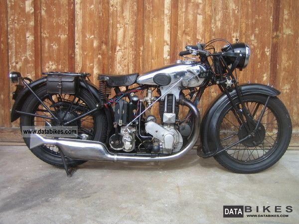 1930 Other  Ariel 500 model F O.H.V Motorcycle Other photo