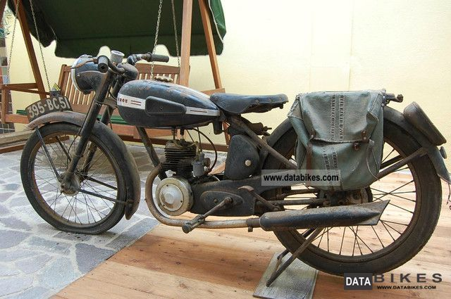 Other  MT1 TERROT of 1951 1951 Vintage, Classic and Old Bikes photo