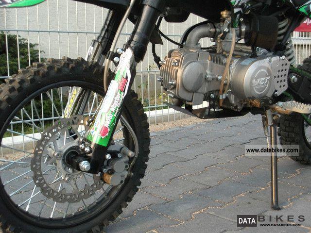 2011 Ycf 125 Acrapovic Top Condition