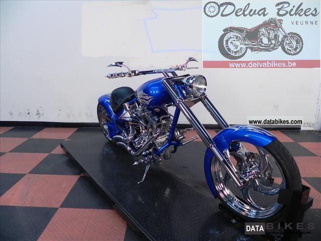 2004 Other  War Eagle Conqueror Motorcycle Chopper/Cruiser photo