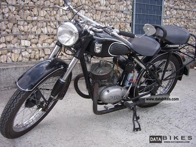 Other  Rixe KT 175 Sport / 1951 / 1951 Vintage, Classic and Old Bikes photo
