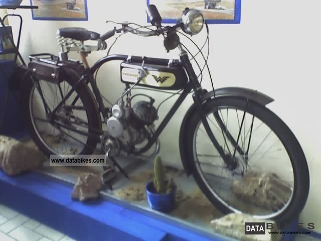 Other  Hikers Bj.1933 1933 Vintage, Classic and Old Bikes photo