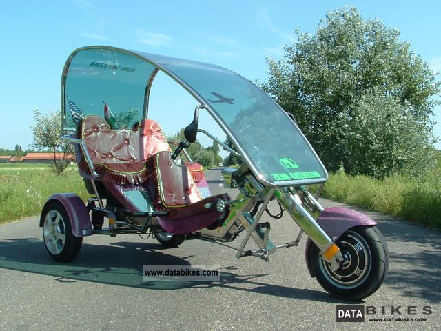 Other  Malupe electric trike rickshaw car 2010 Electric Motorcycles photo