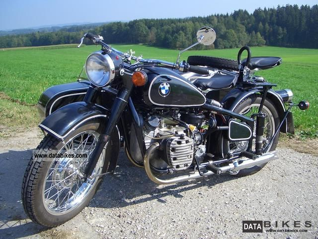 Other  Chang Jiang 750 - replica of BMW R71 1965 Vintage, Classic and Old Bikes photo