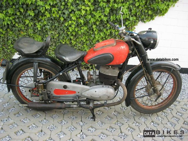 Other  Tornax V200 from Wuppertal 1952 Vintage, Classic and Old Bikes photo