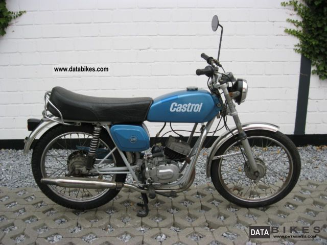 Other  Demm 50 1979 Vintage, Classic and Old Bikes photo