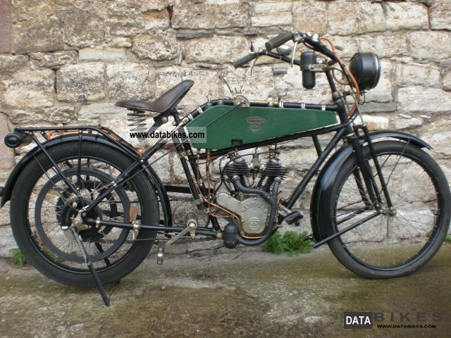 1912 Other  Wanderer 4 hp Motorcycle Tourer photo