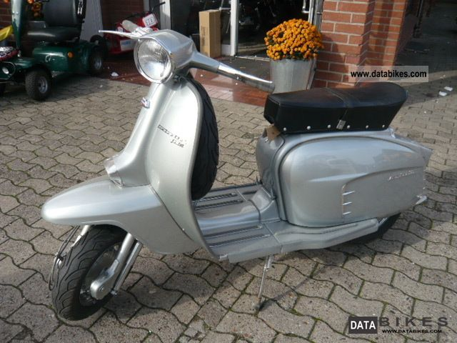 Other  Lambretta LIS 150 cc Special 1965 Vintage, Classic and Old Bikes photo