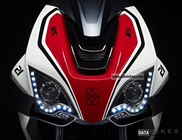 2011 Other  Well Moto Magnet RS Motorcycle Sports/Super Sports Bike photo
