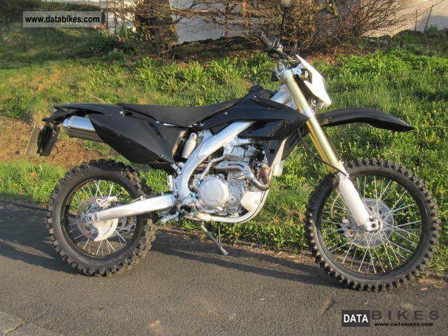 2012 Other  Borossi BT450 LX Enduro Motorcycle Enduro/Touring Enduro photo