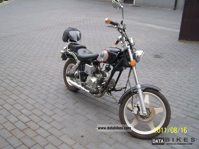2005 Other  Kinroad XT50Q 110cm3 2005 Motorcycle Chopper/Cruiser photo