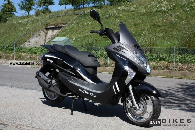 Other  Luxxon King 50 2011 Scooter photo