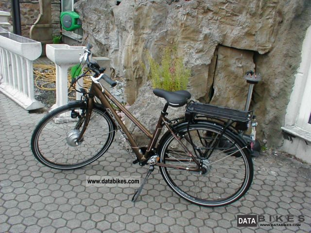 Other  Electric bicycle Göricke, 8-speed with coaster 2011 Electric Motorcycles photo