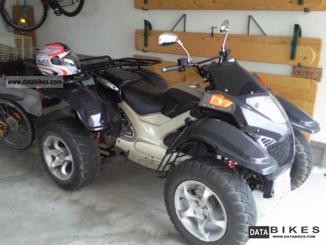 2008 Other  Xingyue GS Moon Xyst 260 Motorcycle Quad photo